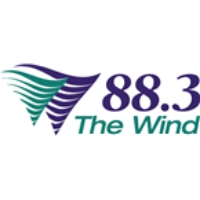 Logo of radio station KWND