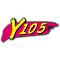 Logo of radio station KLYV Y105