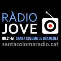 Logo of radio station Ràdio Jove