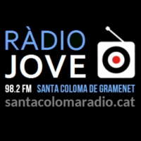 Logo of radio station Ràdio Jove