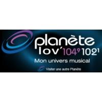Logo of radio station Planete Lov
