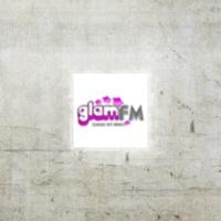 Logo of radio station Glam FM