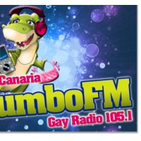 Logo of radio station Yumbo FM