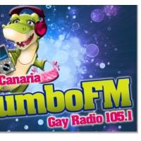 Logo of radio station Yumbo FM