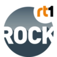 Logo of radio station RT1 Rock