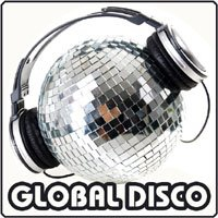 Logo of radio station GLOBAL DISCO