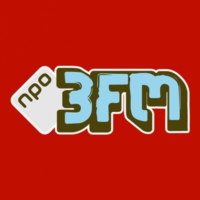 Logo of radio station NPO 3FM
