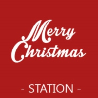 Logo of radio station Merry Christmas Station
