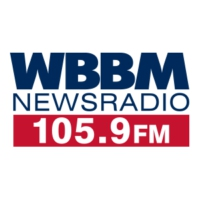 Logo of radio station WBBM 105.9