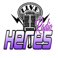 Logo of radio station KERES RADIO