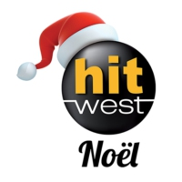Logo de la radio Hit West Noël