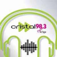 Logo of radio station Cristal Boyacá 98.3 Fm
