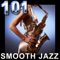 Logo of radio station 101 Smooth Jazz