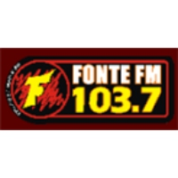 Logo of radio station Fonte da Vida 103.7 FM