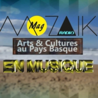 Logo de la radio MagMozaik Arts & Cultures a Pays Basque