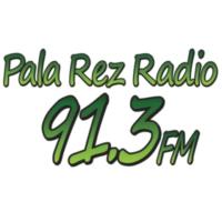 Logo of radio station KOPA Rez Radio 91.3