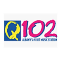 Logo of radio station WNUQ Q 102.1