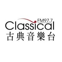 Logo of radio station Classical FM 97.7