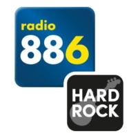 Logo de la radio 88.6 Hard Rock