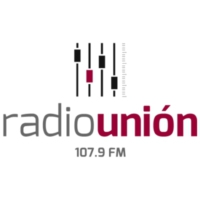 Logo of radio station Radio Unión 107.9 FM