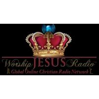 Logo of radio station WorshipJesusRadio