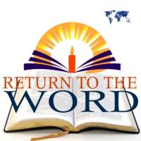 Logo of radio station Return to the Word Radio