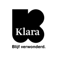 Logo of radio station Klara - VRT
