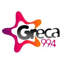 Logo of radio station Greca 99.4 FM