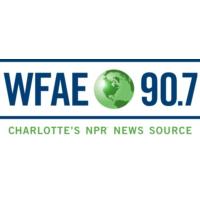 Logo of radio station WFAE