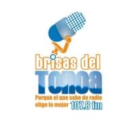 Logo de la radio Brisas del Tonoa
