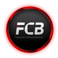 Logo of radio station FCB Stream Radio