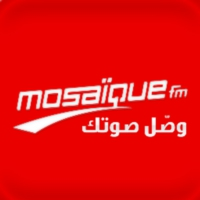 Logo of radio station Mosaique FM Tounsi