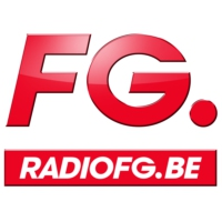 Logo of radio station Radio FG Vlaanderen