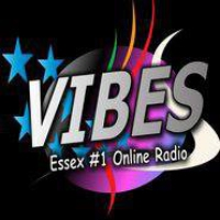 Logo de la radio VIBES ESSEX UK