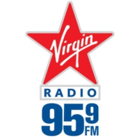 Logo of radio station 95.9 Virgin Radio
