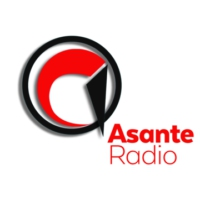 Logo of radio station Asante Radio