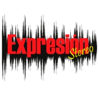 Logo of radio station Expresión Stereo