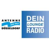 Logo of radio station Antenne Düsseldorf Dein Lounge Radio
