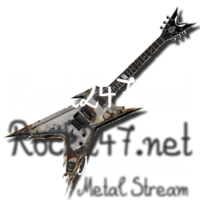 Logo of radio station Rock247 Metal Stream