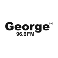 Logo of radio station George FM