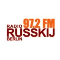 Logo of radio station Радио Русский Берлин 97,2 FM