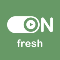 "Logo de la radio ""ON Fresh"""