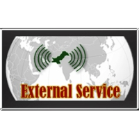 Logo of radio station Radio Pakistan External Service