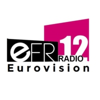 Logo of radio station EFR12 Radio