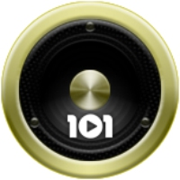 Logo of radio station 101.ru - Духовная Музыка