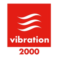 Logo of radio station Vibration 2000