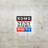 Logo of radio station KOMO 1000 AM