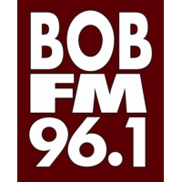 Logo of radio station KSRV Bob 96.1