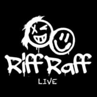 Logo of radio station Riffraff Live
