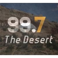 Logo of radio station 99.7 The Desert